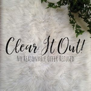 Clear It Out!